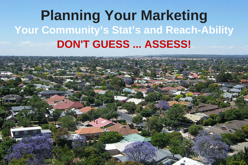 Don't Guess - Assess - Targeted Community Marketing_for blog