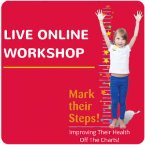 Mark their Steps Online Workshops