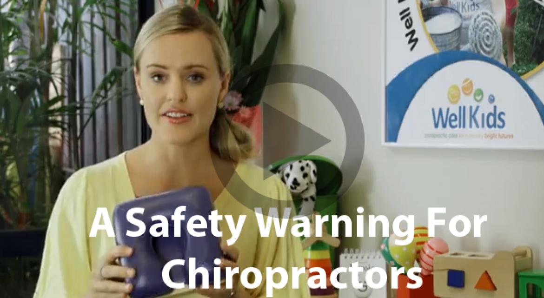 Safety Warning – Safe Adjustments For Kids