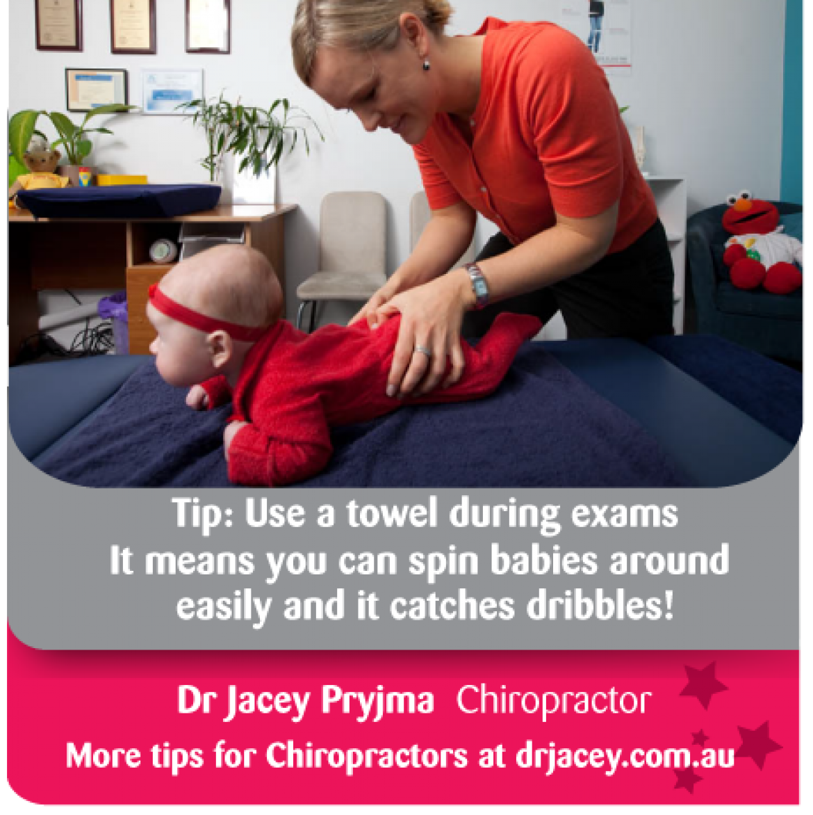 Practice Gems for Chiropractors