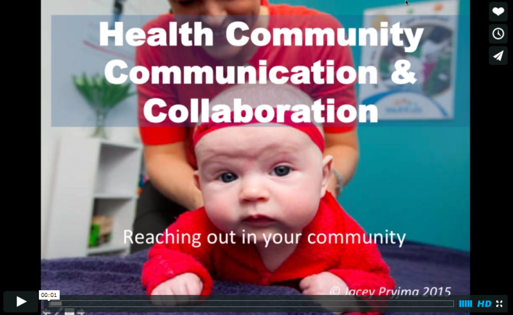 FREE WEBINAR: Health Community Communication & Collaboration