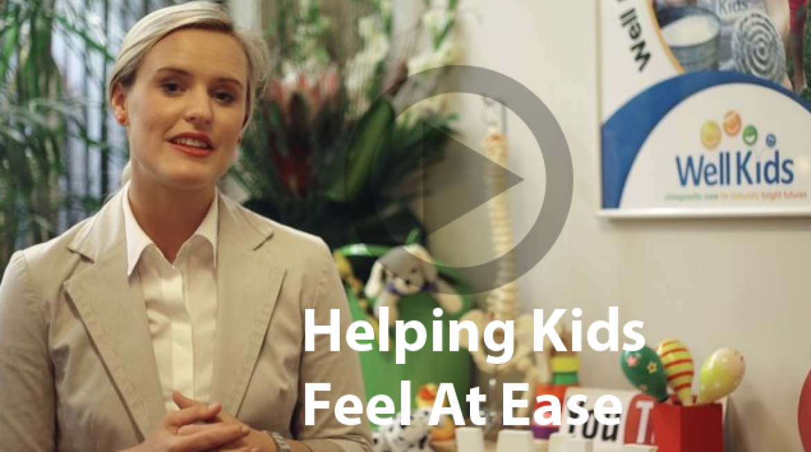 How To Help Kids Feel At Ease