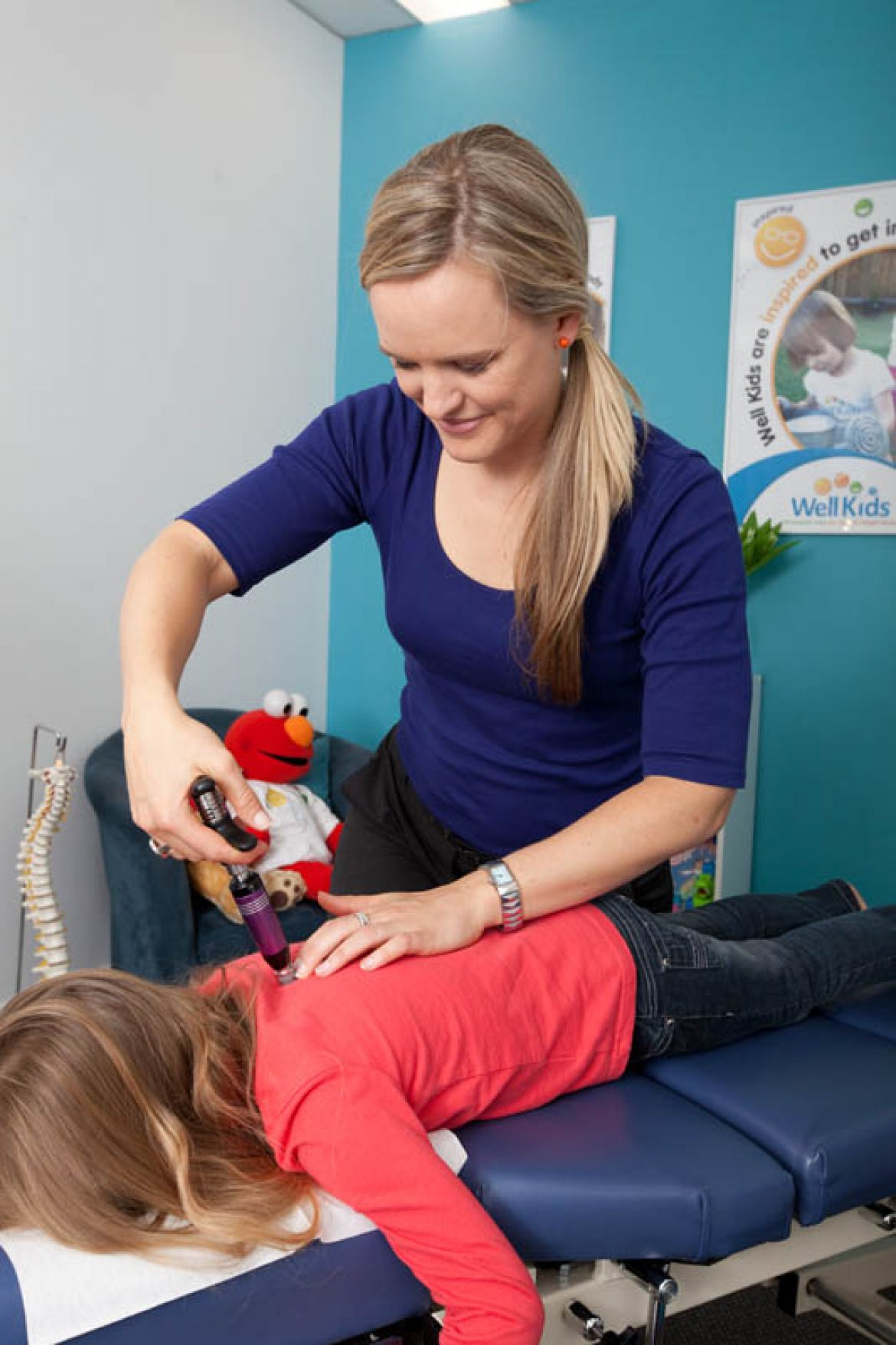 When a Child Doesn't Enjoy A Chiropractic Adjustment