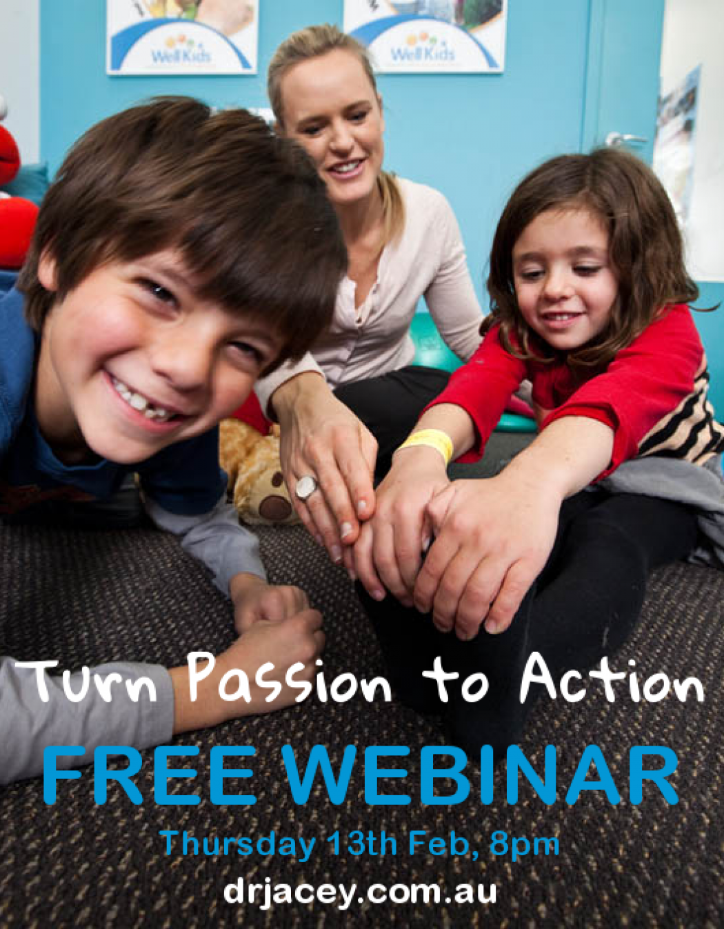 Free Webinar – 13th Feb: Introducing Long-Term Care to Families